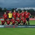 Das Bild und seine Geschichte: Abschiedsspiel im ESV beim Relegationsknaller
