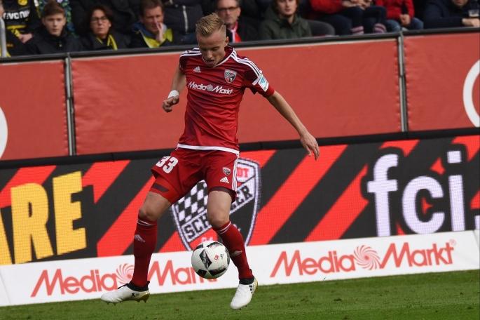 1. BL - Saison 2016/2017 - FC Ingolstadt 04 - Dortmund
