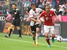 1. BL - Saison 2016/2017 - FC Ingolstadt 04 - Bayern München - Foto Roland Geier
