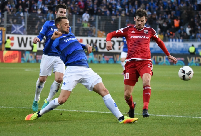 1. BL - Saison 2016/2017 - FC Ingolstadt 04 - SV Darmstadt