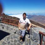 Schanzer auf 3500 Metern Höhe