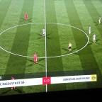 FIFA-Report: Mittelfeldplatz  für FCI