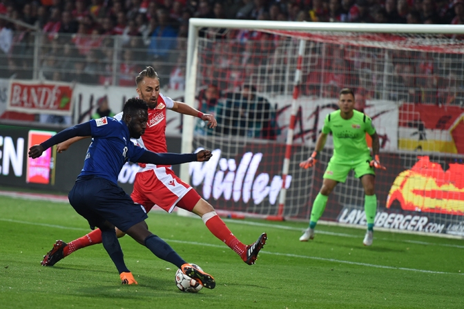 1. FC Union Berlin vs. Holstein Kiel 2:0